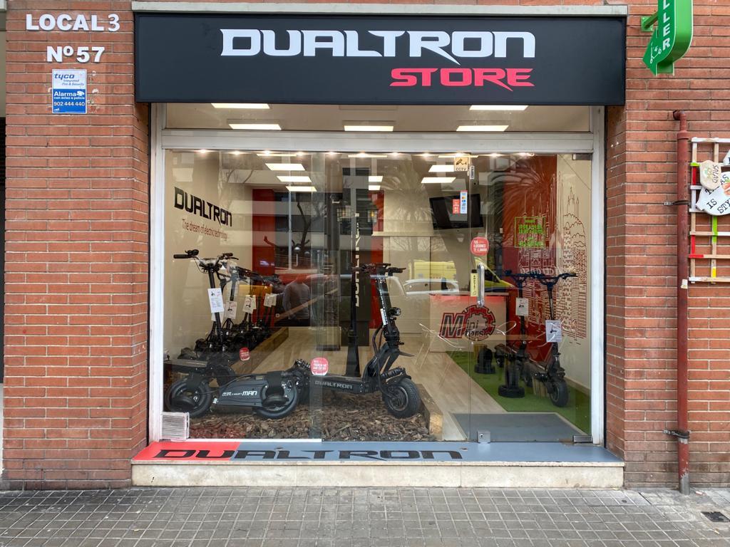 Dualtron Store Barcelona