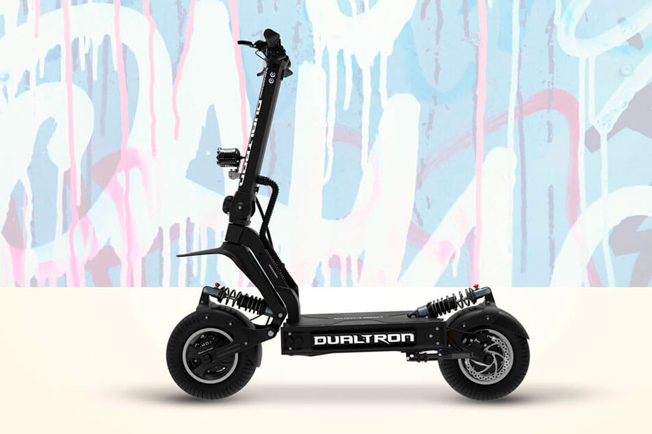 Dualtron X II: La nueva generación de Minimotors