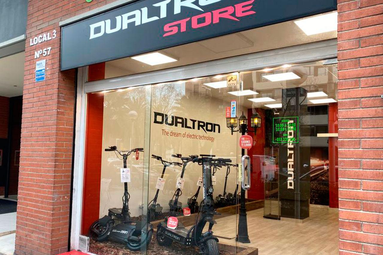 Comprar Dualtron en Barcelona